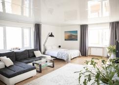 City center Turu-Tartu Home apartaments - Tartu - Chambre