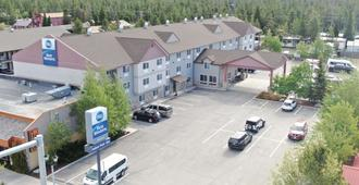 Best Western Desert Inn - West Yellowstone - Edificio