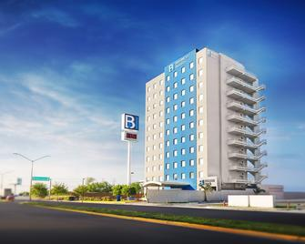 Bh Business Hotel Group - Reynosa - Gebouw