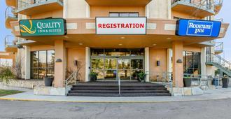 Rodeway Inn - Idaho Falls - Building