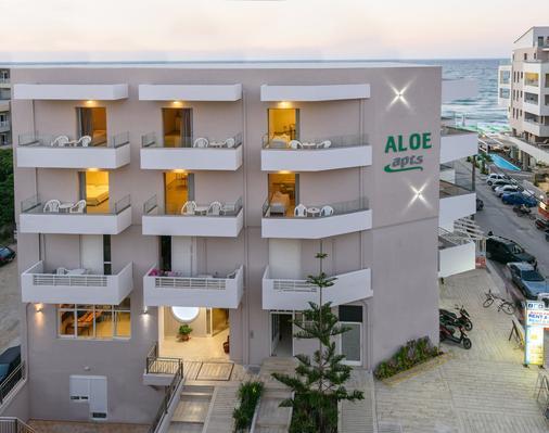 Aloe Apartments & Studios - Réthymno Town - Toà nhà