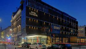 Europe - Sarajevo - Edificio