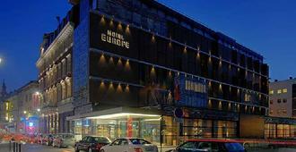 歐洲酒店 - 沙拉耶佛 - 薩拉熱窩 - 建築