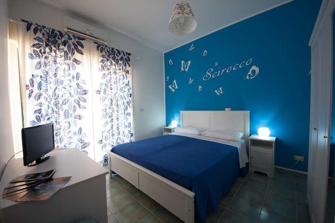 Hotel Donna Rosa - Sant'Alessio Siculo - Bedroom