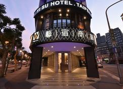 Yi Su Hotel Taipei - Tchaj-pej - Building