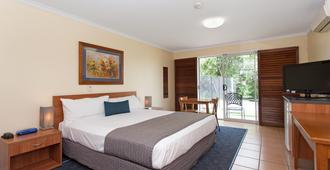 Windmill Motel And Events Centre - Mackay - Bedroom
