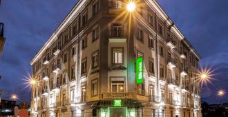 那不勒斯加里波第美居酒店 - 那不勒斯 - 那不勒斯 - 建築