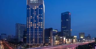 Hyatt Regency Shanghai, Wujiaochang - Shanghai - Building