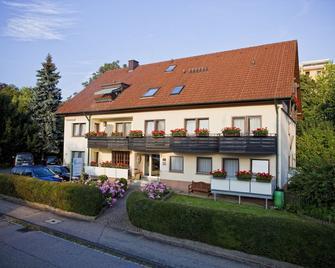 Hotel Garni Schacherer - Müllheim - Building