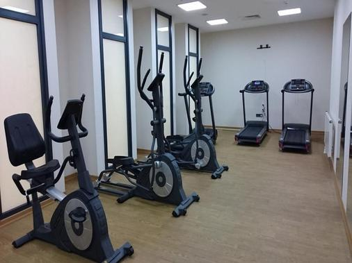 Sultan's Residence By Surur - Istanbul - Gym