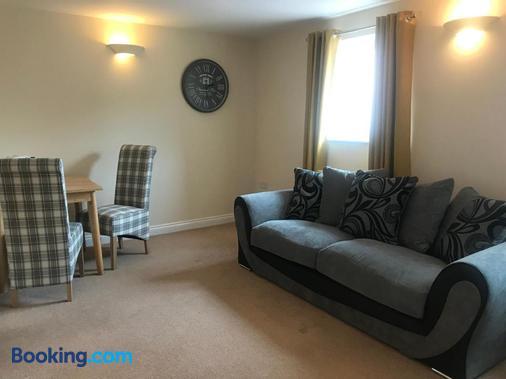 Alexander Park Resort - Ledbury - Living room