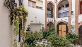 Hotel San Andres - Jerez de la Frontera - Vista del exterior