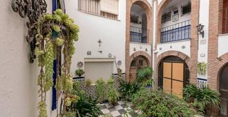 Hotel San Andrés - Jerez de la Frontera - Vista del exterior
