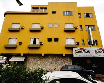Alpha Ville Hotel - Assis - Edificio