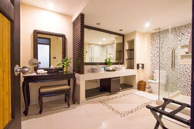 同賽大別墅 - 蘇梅島 - 蘇梅島 - 浴室