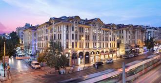 كراون بلازا إسطنبول - أولد سيتي - اسطنبول - المظهر الخارجي