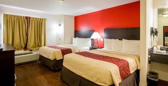 Red Roof Inn Austin - Round Rock - Round Rock - Habitación