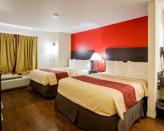 Red Roof Inn Austin - Round Rock - Round Rock - Bedroom