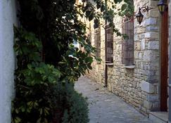 Kallirroi Studios - Pythagorio - Vista del exterior