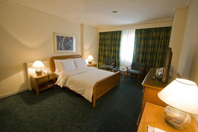安曼國際酒店 - 安曼 - 安曼 - 臥室