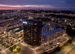 Park Inn by Radisson Stockholm Hammarby Sjostad - Stockholm - Byggnad