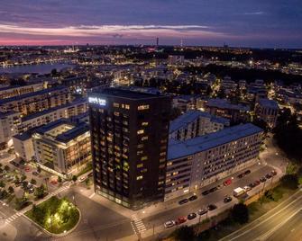 Park Inn by Radisson Stockholm Hammarby Sjostad - Stockholm - Building