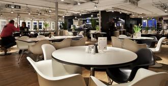 Ss Rotterdam Hotel & Restaurants - רוטרדם - מסעדה