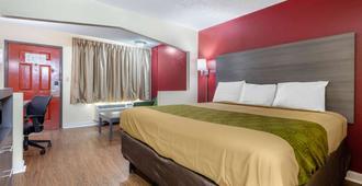Econo Lodge - Chattanooga - Bedroom