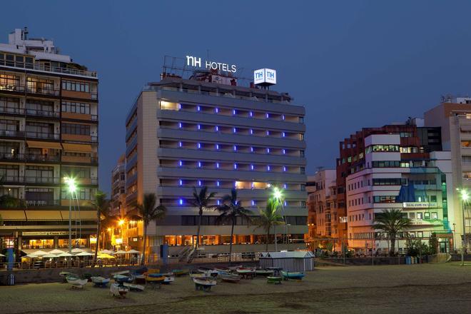 新罕布夏帝國海灘酒店 - 大加那利島拉斯帕爾瑪斯 - 拉斯帕爾馬斯 - 建築