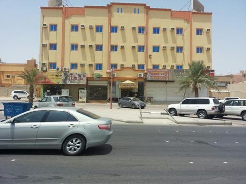 Al Eairy Furnished Apartments Al Ahsa 4 - Hofuf - Toà nhà