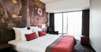 Crown Hotel Eindhoven Centre - Eindhoven - Makuuhuone