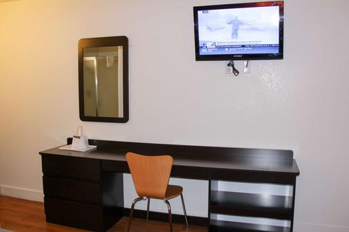 Motel 6 Goodland Ks - Goodland - Zimmerausstattung