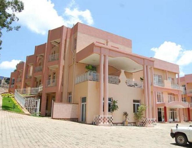 Park View Courts - Kigali - Building