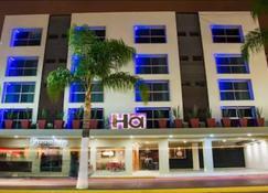 Hotel Ha - Orizaba - Gebäude