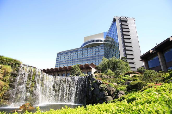 Hotel New Otani Tokyo Executive House Zen - Τόκιο - Κτίριο