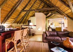 Aha The David Livingstone Safari Lodge & Spa - Livingstone - Sala de estar