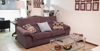 Hostal La Provinciana - La Coruña - Sala de estar