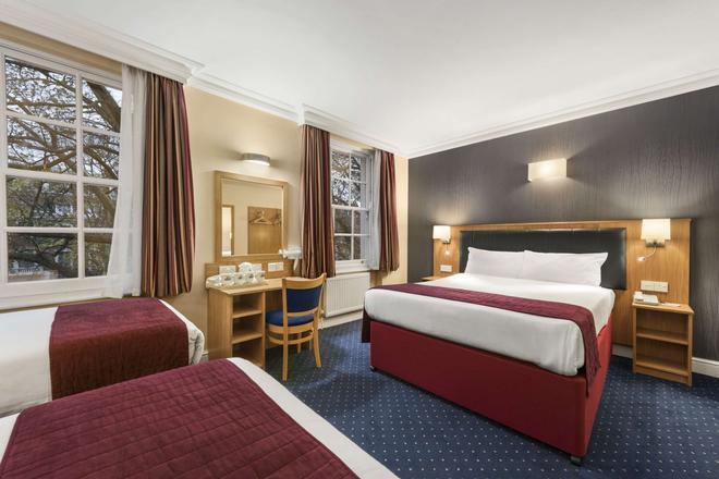 Days Inn by Wyndham London Hyde Park - London - Bedroom