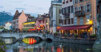Campanile Annecy Cran Gevrier - Annecy - Outdoor view