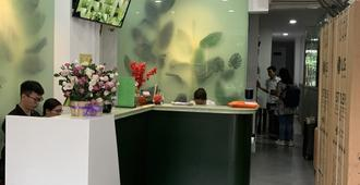 Mi Linh Hotel - הו צ'י מין סיטי - דלפק קבלה