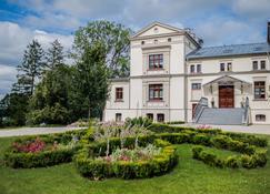 Palac Warlity - Olsztynek - Bâtiment