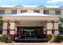 The Riverside Hotel - Durban - Priveliște în exterior