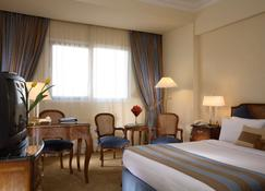 Sonesta Hotel, Tower & Casino - Cairo - Cairo - Slaapkamer