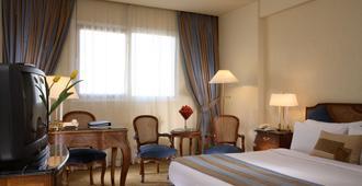 Sonesta Hotel, Tower & Casino - Cairo - Kairo - Schlafzimmer