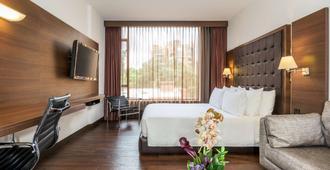 NH Collection Bogotá Andino Royal - Bogotá - Bedroom
