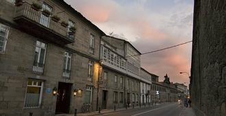 Hotel Virxe Da Cerca - Santiago de Compostela - Edificio