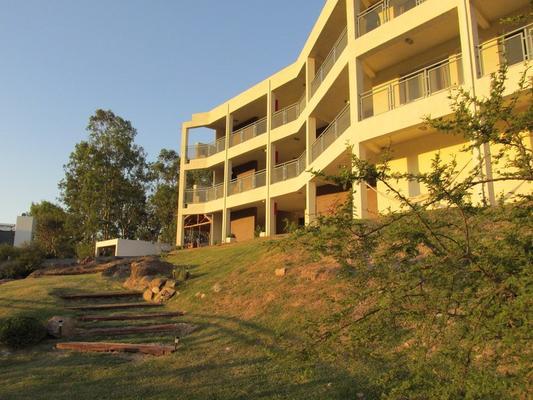Ayekan Apart Hotel - Villa Carlos Paz - Rakennus