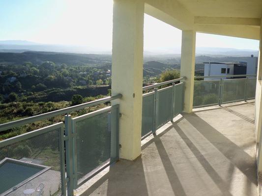 Ayekan Apart Hotel - Villa Carlos Paz - Parveke