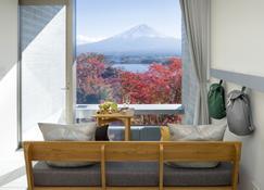 Hoshinoya Fuji - Fujikawaguchiko - Outdoor view