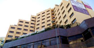 Hotel Diplomat - Tunis - Toà nhà